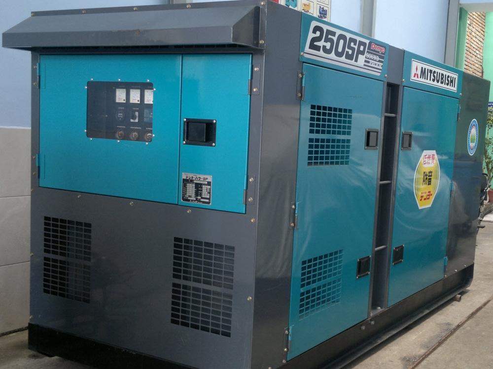 Sửa chữa máy phát điện tphcm