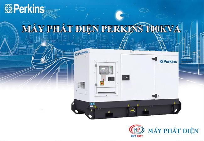 Máy phát điện Perkins 100kva