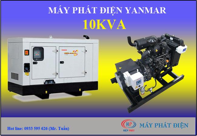 Máy phát điện Yanmar 10kva