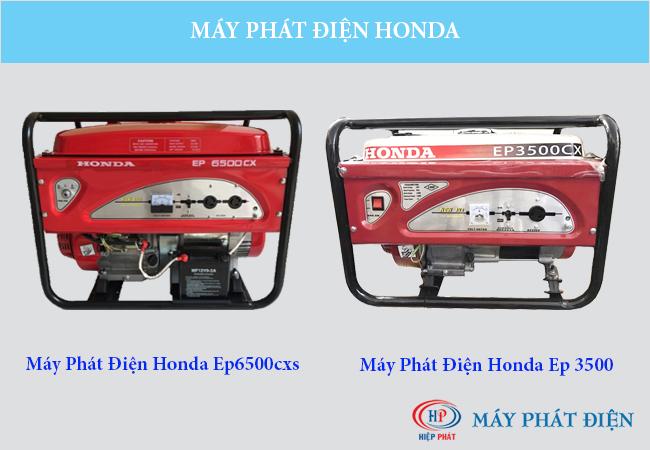Máy phát điện Honda công suất 5.5 kva ep6500cxs – ep 3500