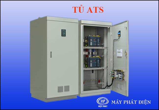 Hệ thống ATS máy phát điện