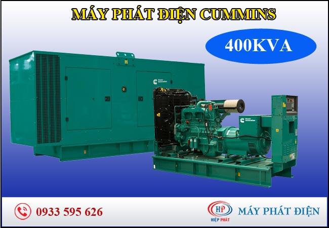 Máy phát điện Cummins 400kVA