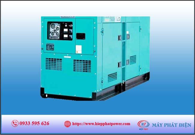 Máy phát điện Denyo 150kva