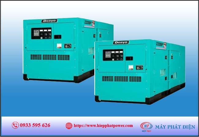 Máy phát điện Denyo 250kva