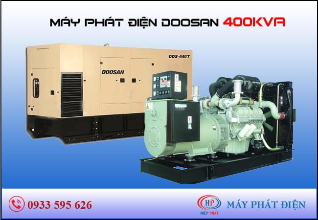 Máy phát điện Doosan 400kva