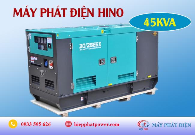 Máy phát điện Hino 45Kva