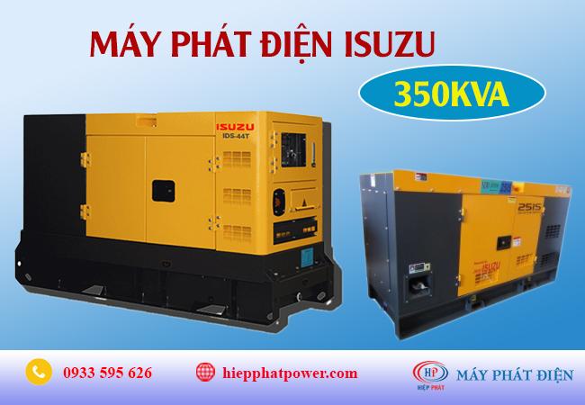 Máy phát điện Isuzu 350Kva