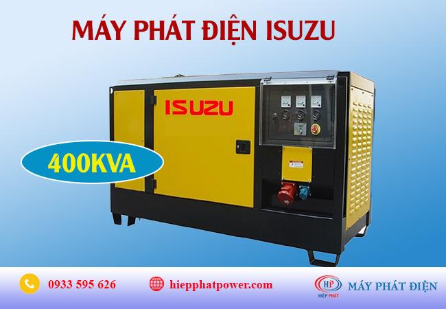 Máy phát điện Isuzu 400kva