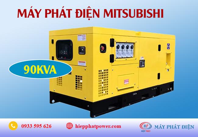 Máy phát điện Mitsubishi 90kva